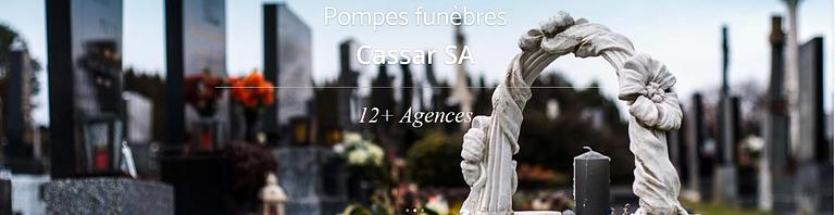 Cassar Pompes Funèbres SA
