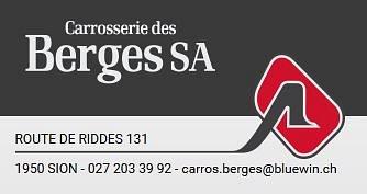 Carrosserie des Berges SA