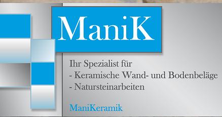 Mani Christian ManiKeramik