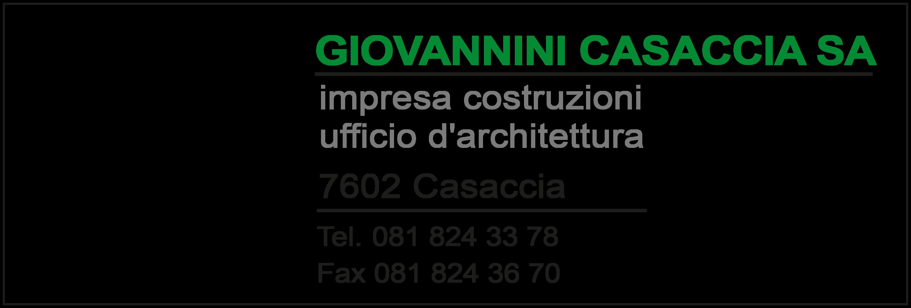 Giovannini Casaccia SA