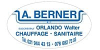A. BERNER successeur ORLANDO Walter