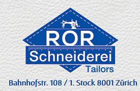 ROR Schneiderei