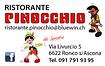 Ristorante Pinocchio da Sandra