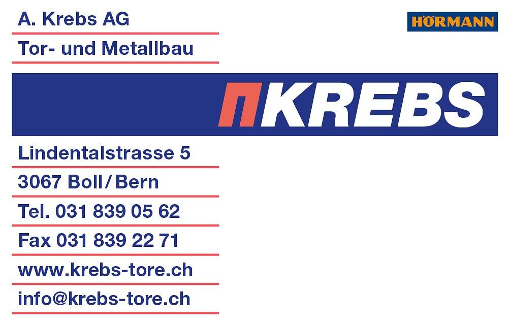 A. Krebs AG Tor-und Metallbau