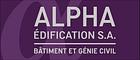 Alpha Edification SA