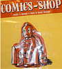 Comics-Shop Keller logo