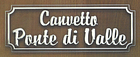 Canvetto Ponte di Valle logo