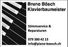 Bruno Bösch Klavierbaumeister
