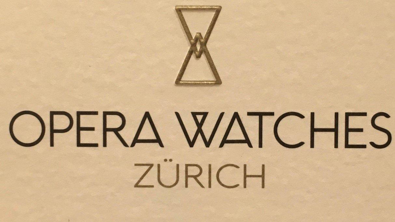 OPERA WATCHES Zürich