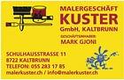 Kuster GmbH, Kaltbrunn