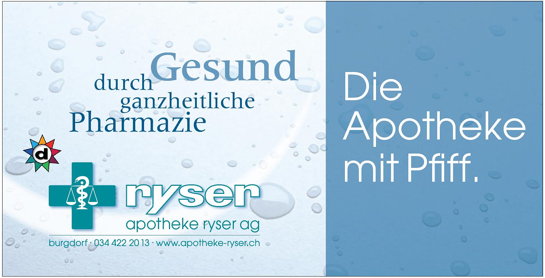 Apotheke Ryser AG