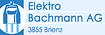 Elektro Bachmann AG