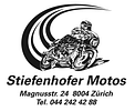 Stiefenhofer Motos logo
