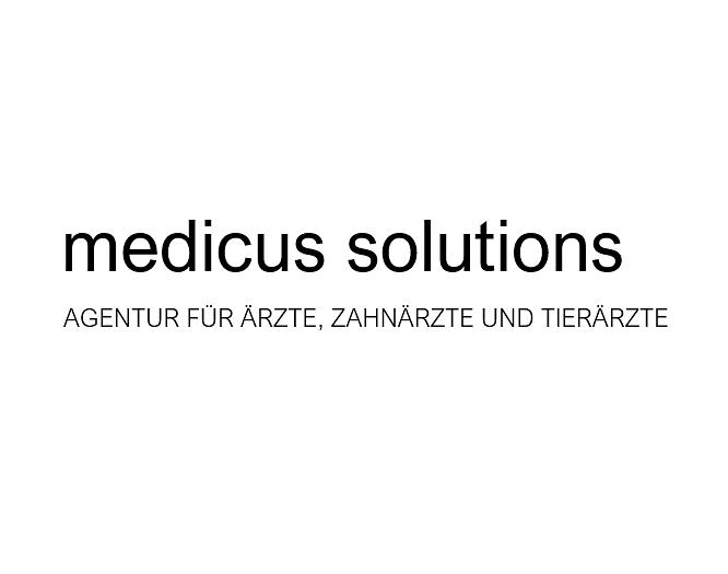 medicus solutions - Agentur für Ärzte, Zahnärzte und Tierärzte