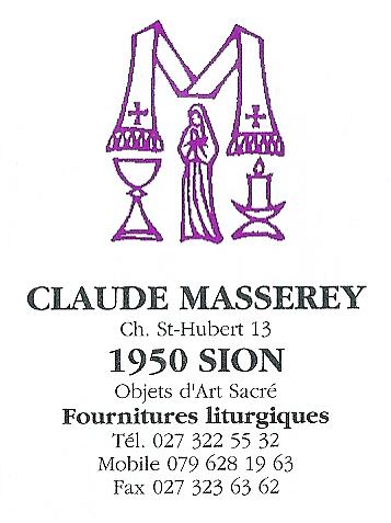 Claude Masserey et Filles