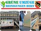 Grüne Umzüge, Möbellager Bern Eco Unternehmen