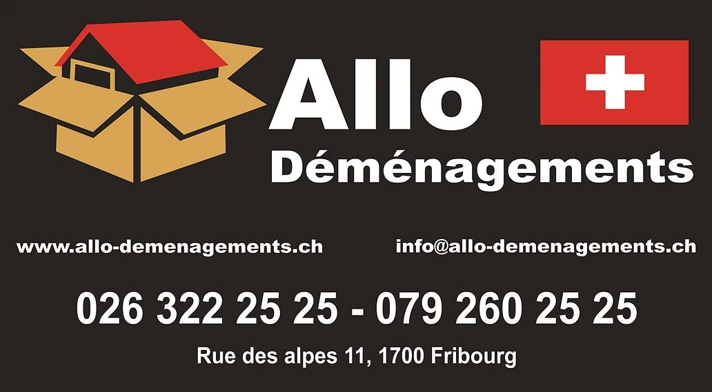 ALLO-DEMENAGEMENTS Sàrl