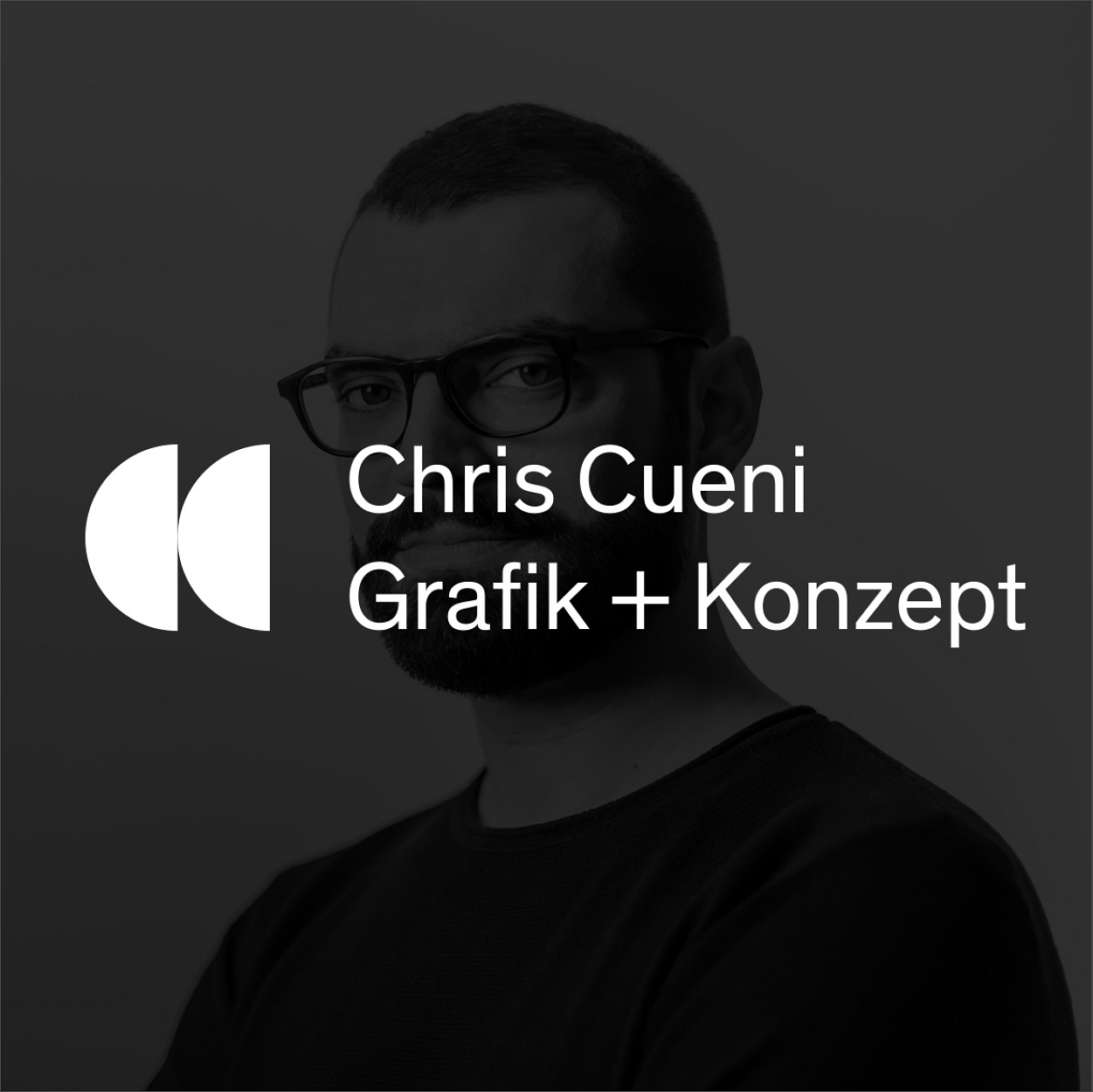 Chris Cueni Grafik + Konzept