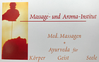 Massage und Aromainstitut logo