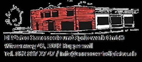 Di Pietro Carrosserie + Spritzwerk GmbH