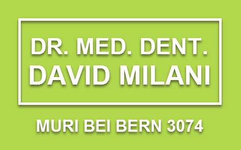 Dr. med. dent. Milani David
