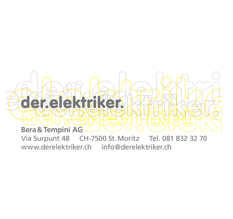 der elektriker Bera & Tempini AG