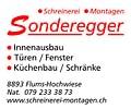 Sonderegger Schreinerei & Montagen