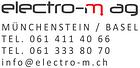 electro-m AG