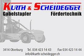 Kurth + Scheidegger GmbH