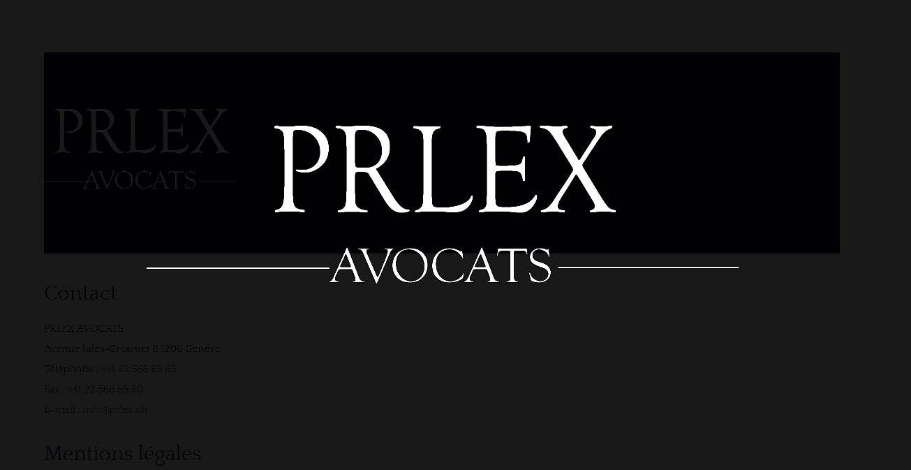 PRLEX AVOCATS