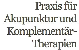 Mentor Arapi - Praxis für Akupunktur und Komplementär-Therapien
