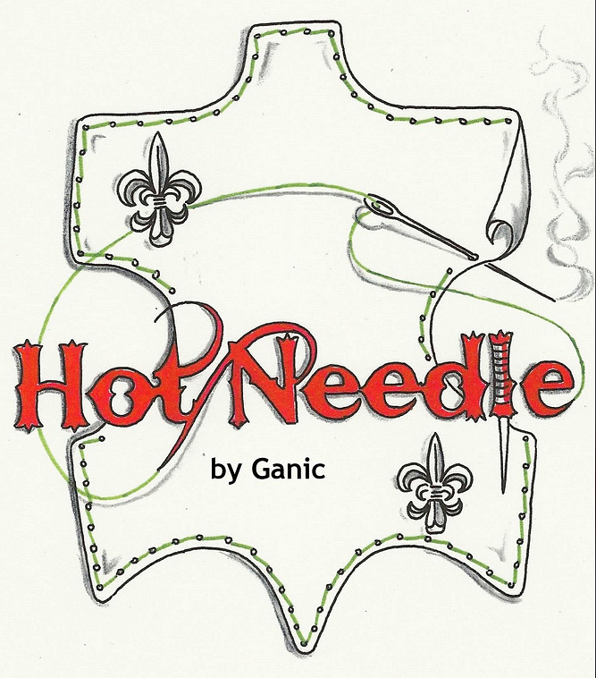 Hot Needle by Ganic