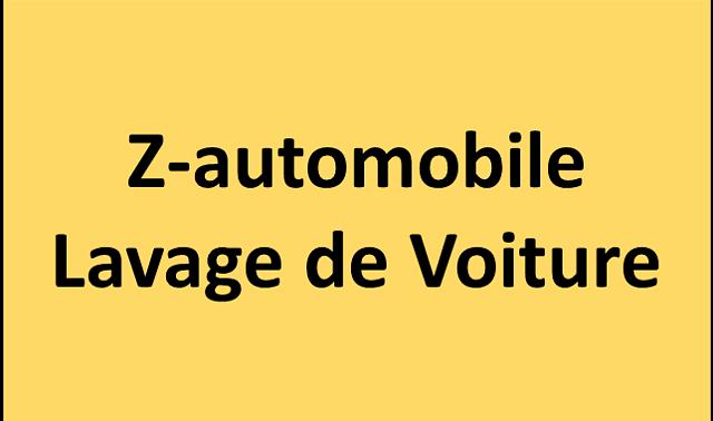 Z-automobile Lavage de Voiture