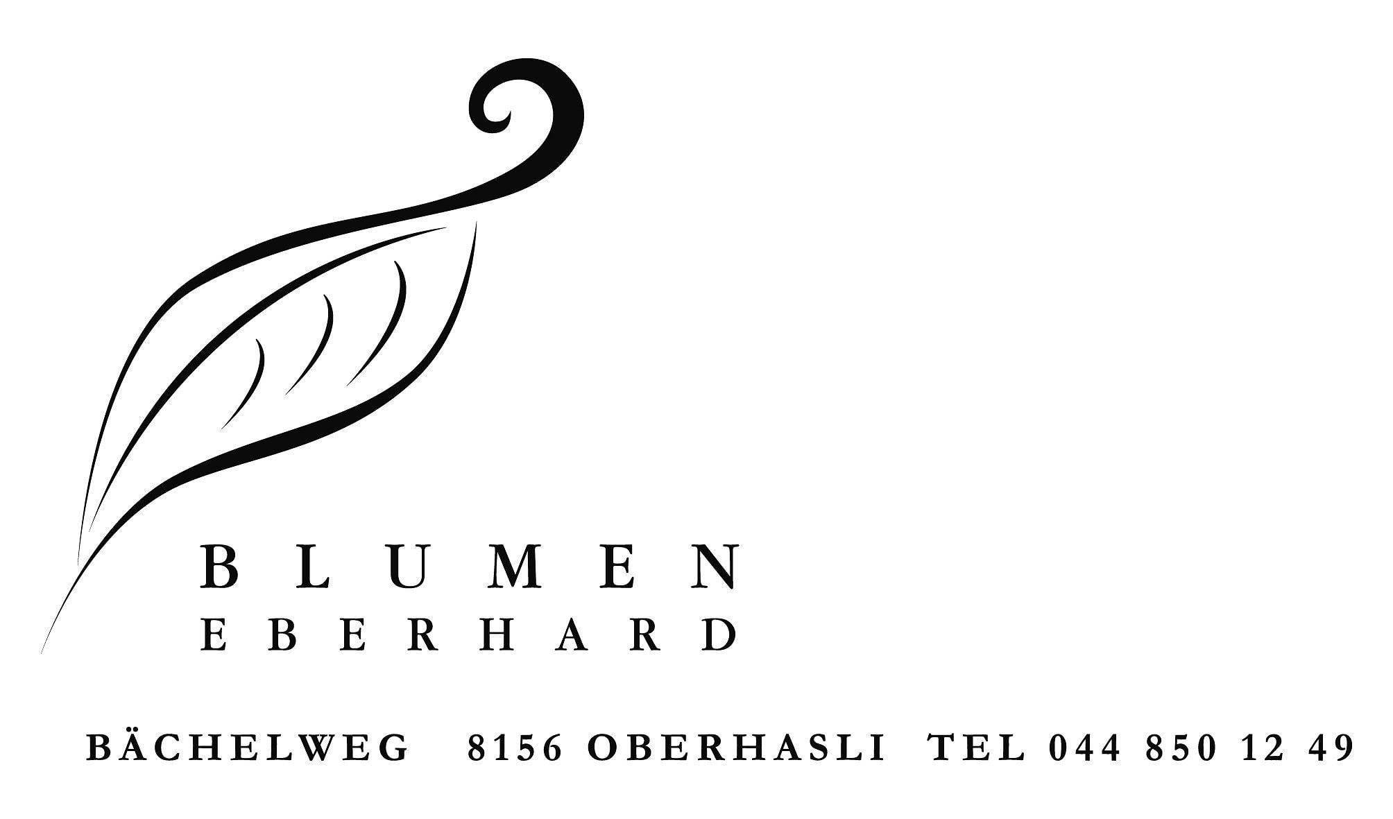 Blumen Eberhard