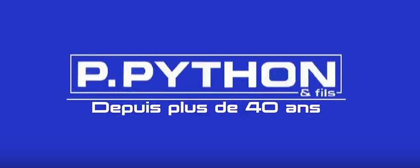 P. Python, fils