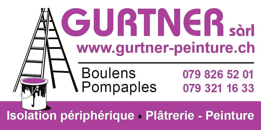 Plâtrerie-Peinture Gurtner Sàrl