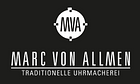 Marc von Allmen Traditionelle Uhrmacherei logo
