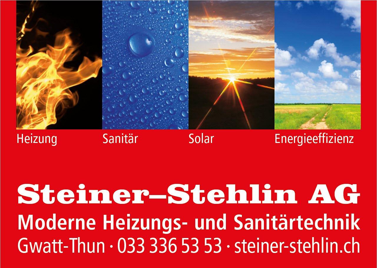 Steiner-Stehlin AG
