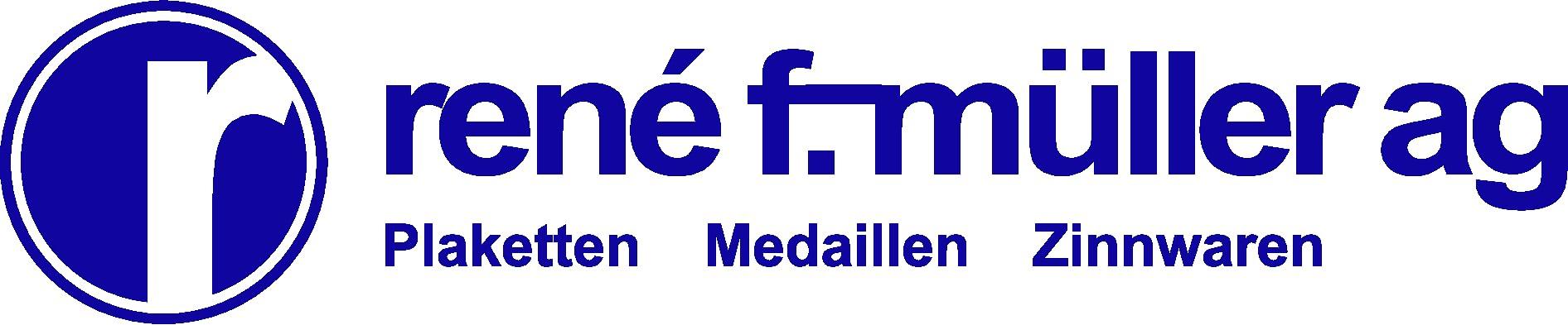 Müller René F. AG Plaketten & Medaillen