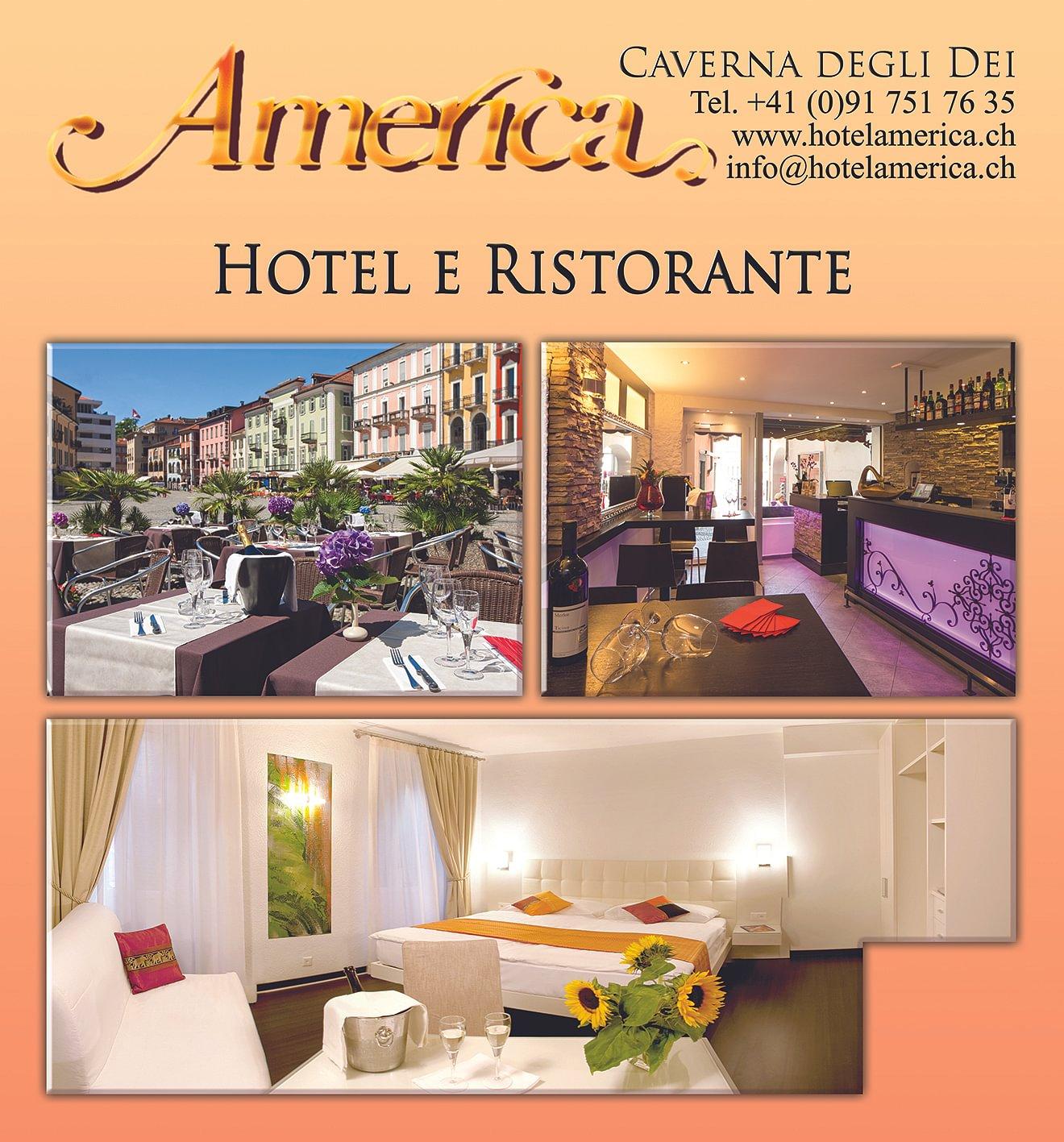 Hotel Ristorante America
