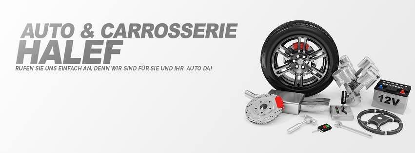 Auto & Carrosserie Halef