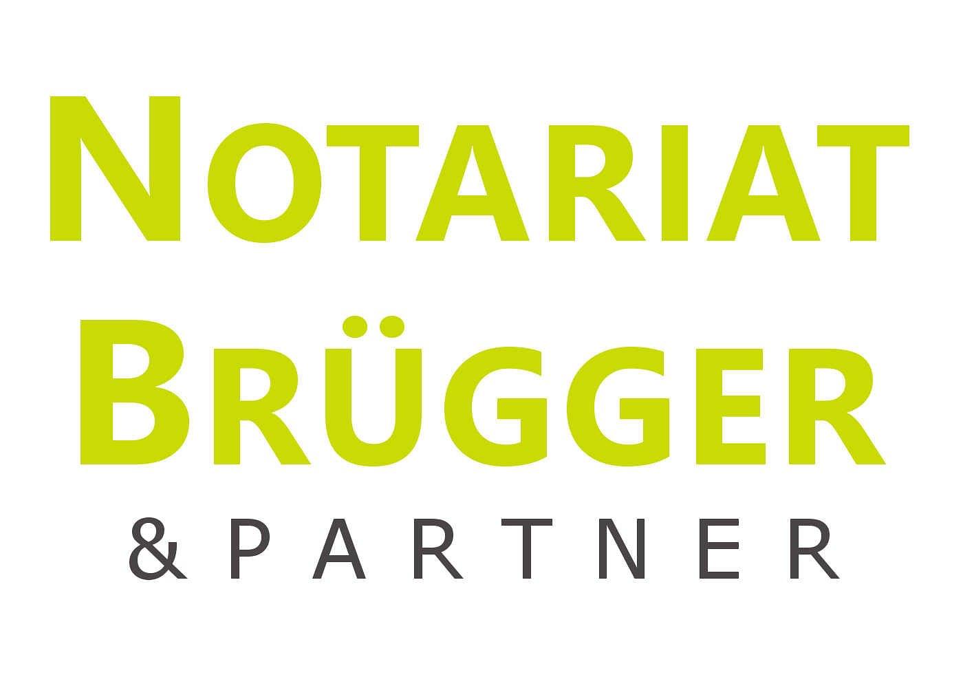 Notariat Brügger & Partner
