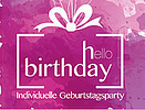 Hello Birthday logo