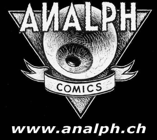 Comicladen Analph Intercomic 36 AG
