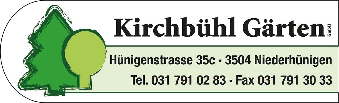 Kirchbühl Gärten GmbH