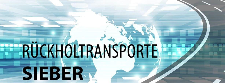 Rückholtransporte-Sieber