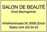 Baumgartner Doris