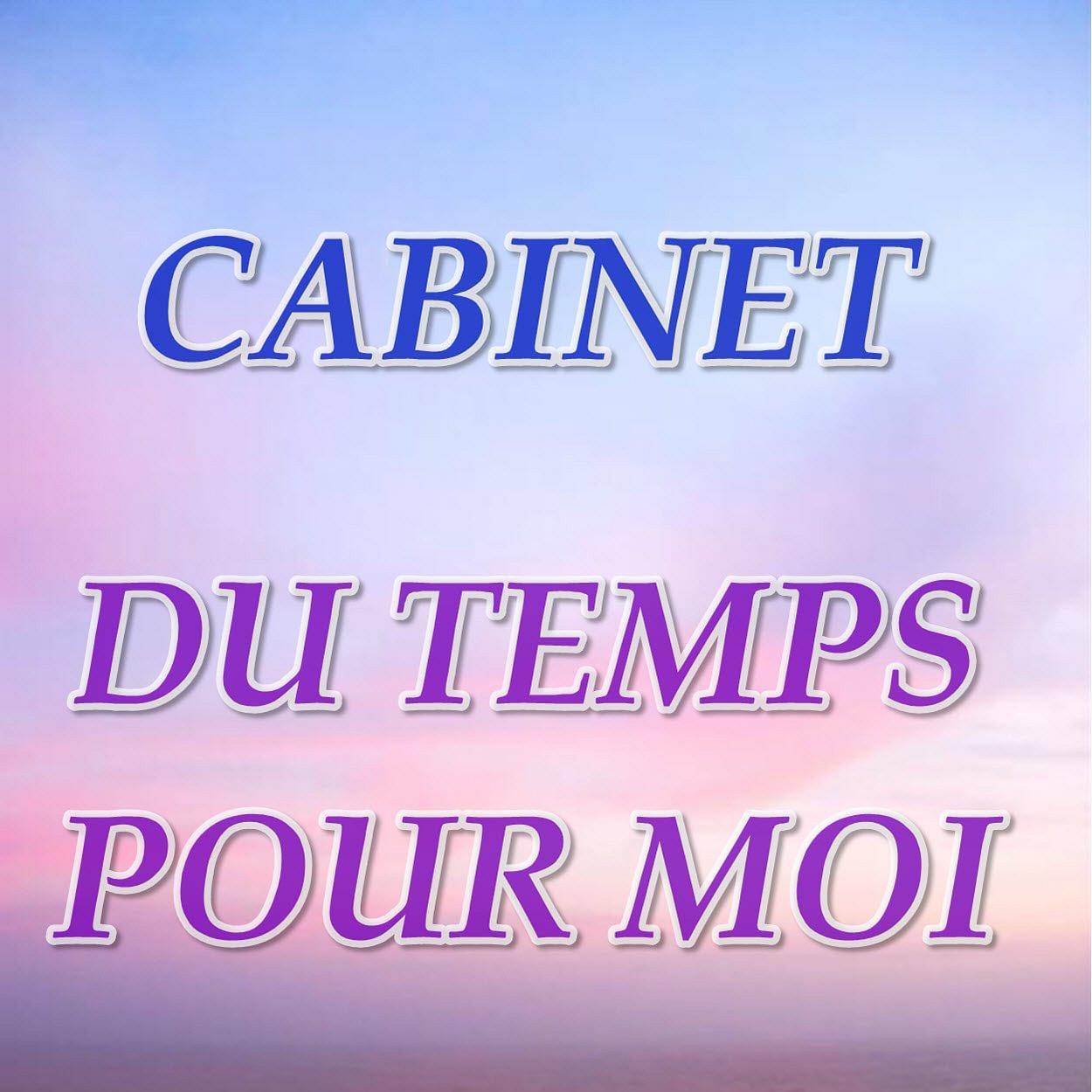 Cabinet 'Du temps pour moi'