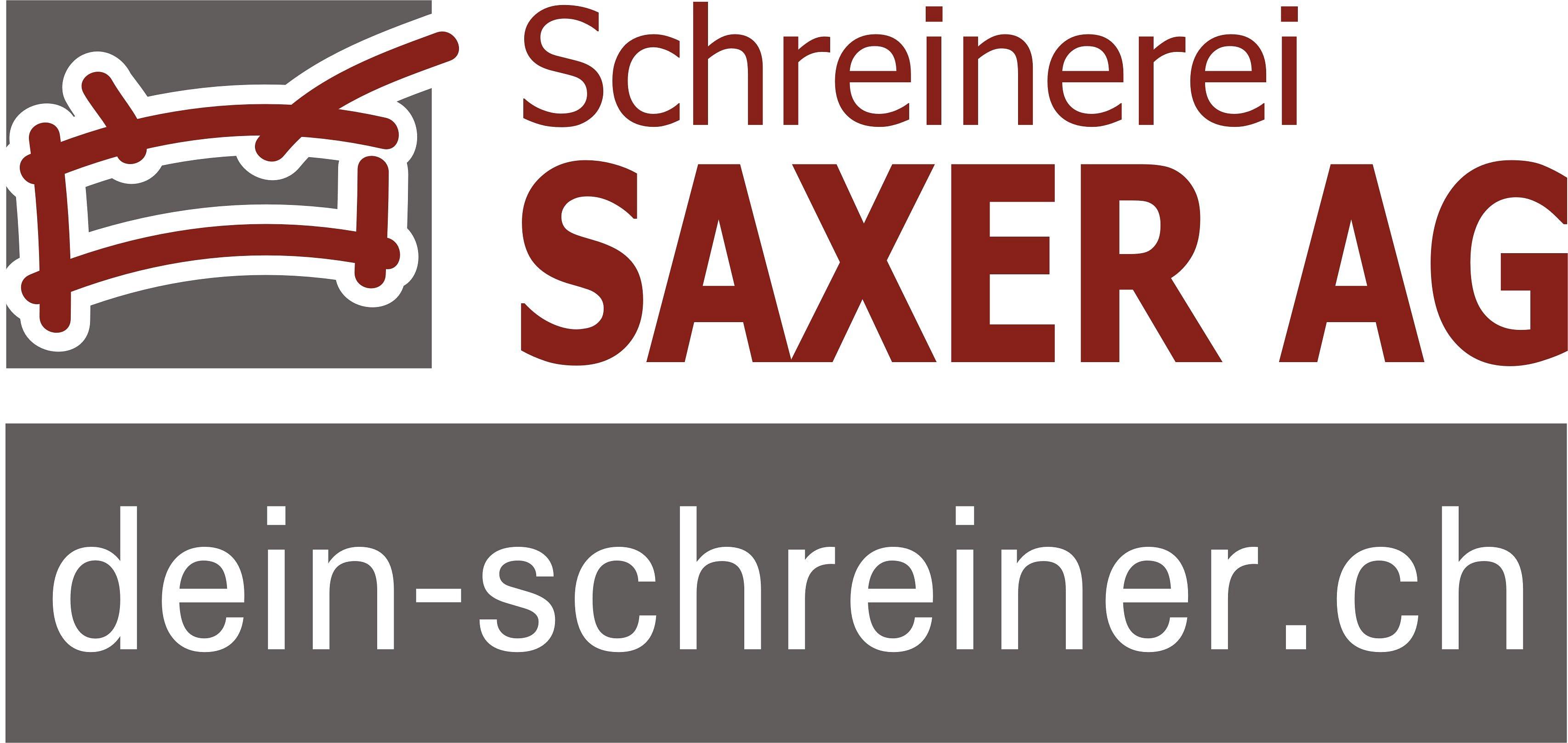 Schreinerei Saxer AG
