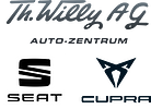 Th. Willy AG Auto-Zentrum Seat Vertretung logo